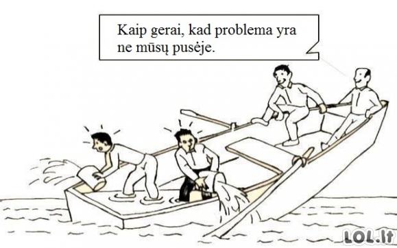 Žmonių kvailumas ir problemos