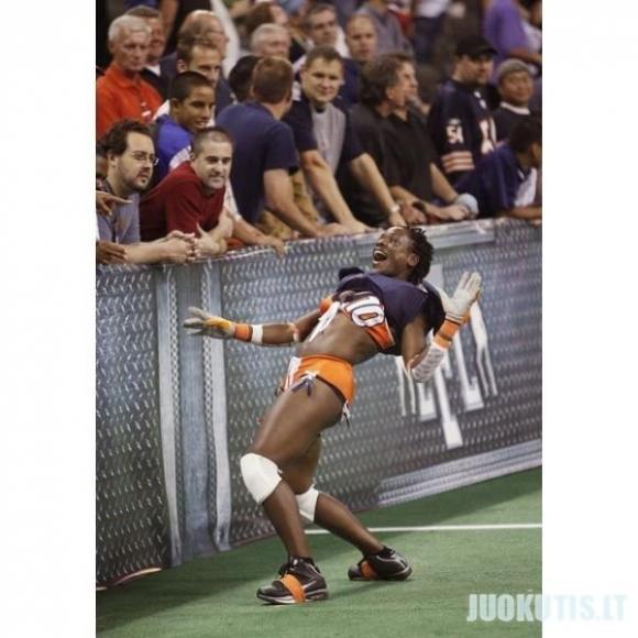 Amerikietiškas futbolas