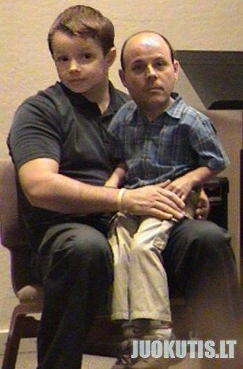 Tėvas ir sūnus