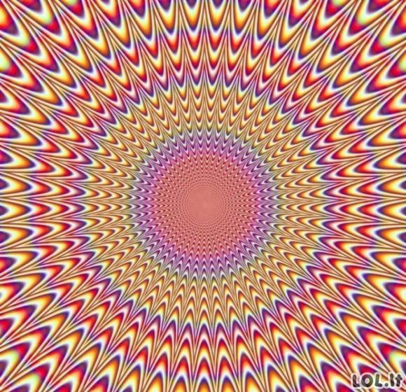 Geriausios šių metų optinės iliuzijos