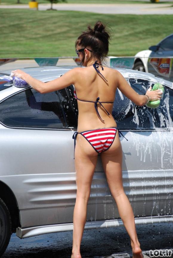 Pati geriausia automobilių plovykla ever