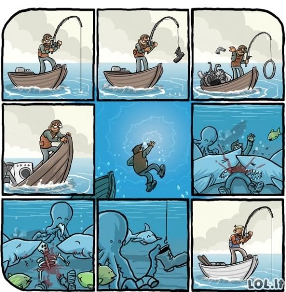 Atvirkštinė žvejyba