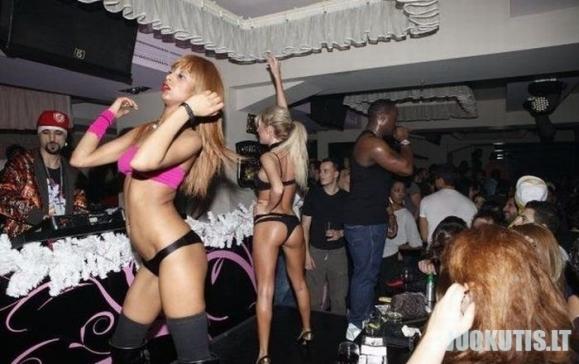 Klubų mergaitės