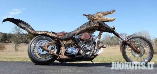 Krokociklas