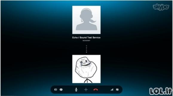 Mano skype pokalbiai yra tik tokie
