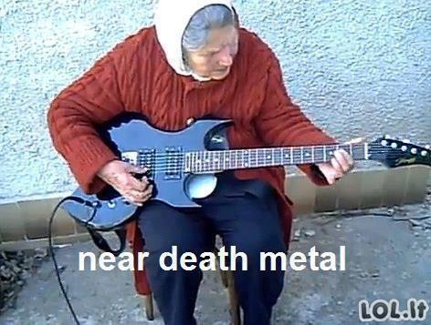 Near death metal