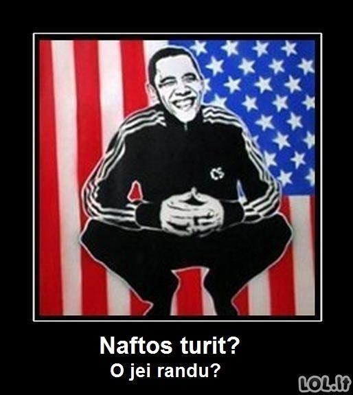 Marozas Obama
