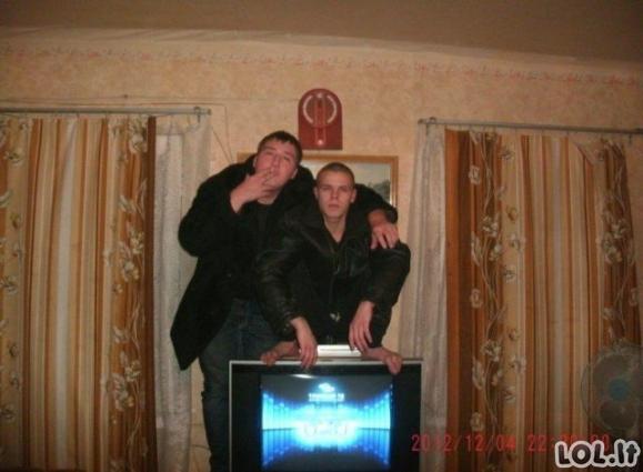 Rusų keistenybės socialiniuose tinkluose [62 nuotraukų galerija]