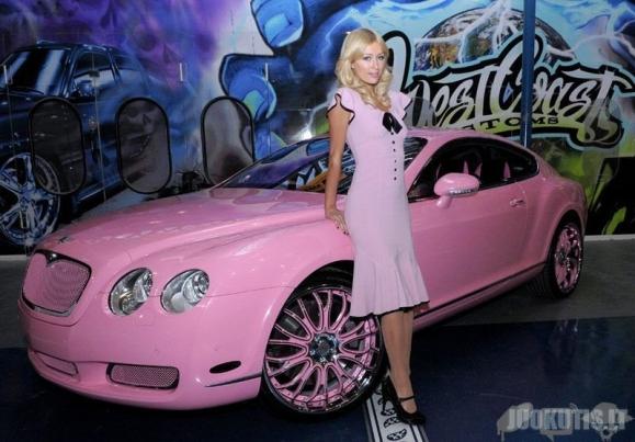 Peris ir jos auto