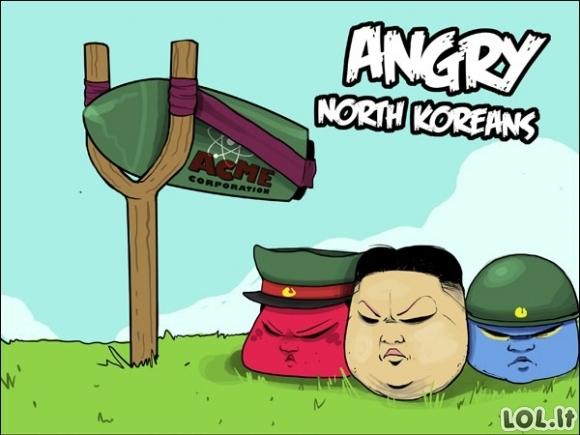 Pikti Šiaurės Korėjiečiai