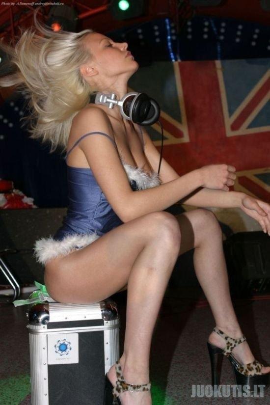 DJ merginos