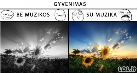 2 skirtingi gyvenimai