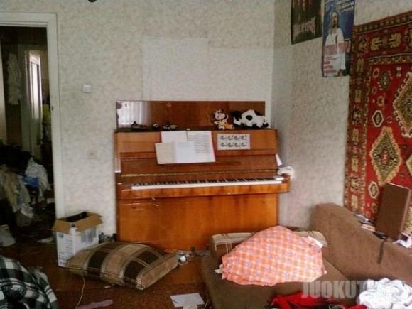 Studento kambarys