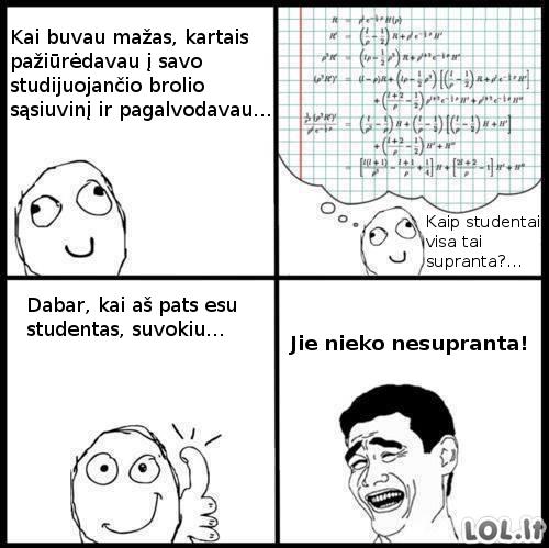 Studentiška išmintis
