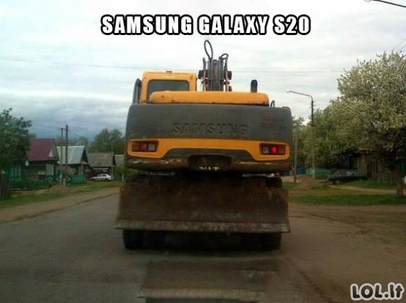 Samsung - max funkcionalumas