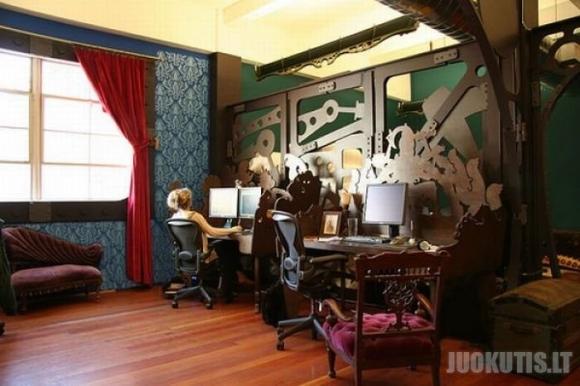 Skype, Google ir kiti ofisai