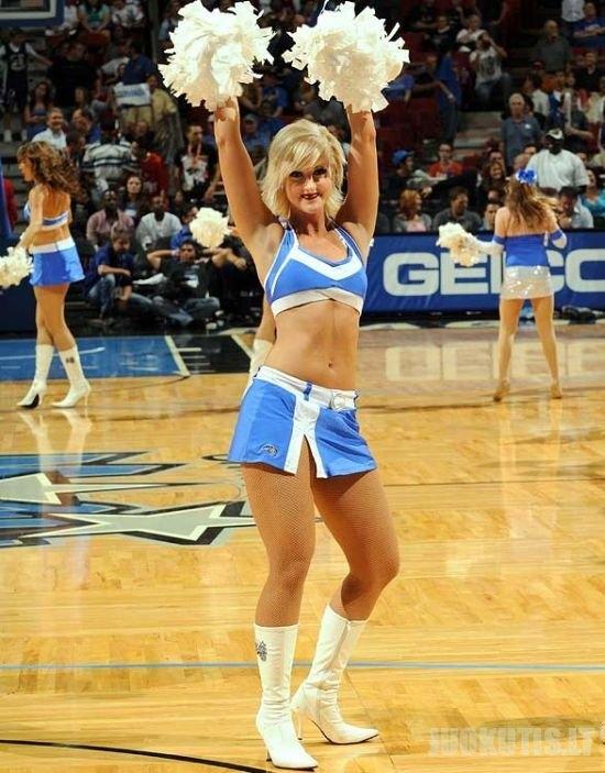 NBA šokėjos 2