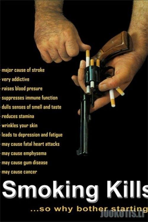 Nerūkyk!