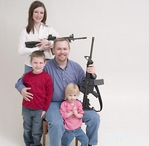Su ginklu kietas nebūsi