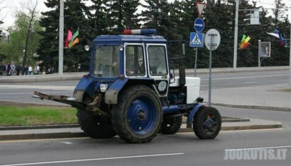 Policijos mašinų mišrainė