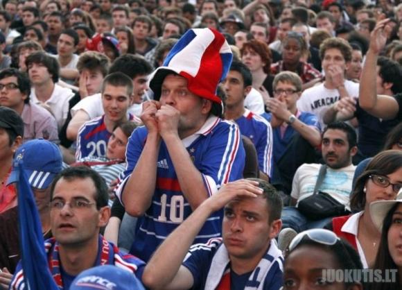 Futbolo išraiškos