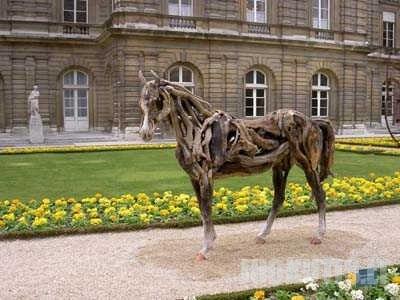 Medinukai arkliukai :)
