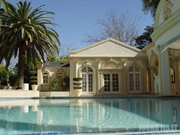 Zimbabvės prezidento rūmai