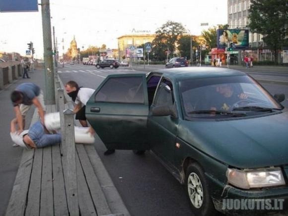 Susidorojimas Peterburge