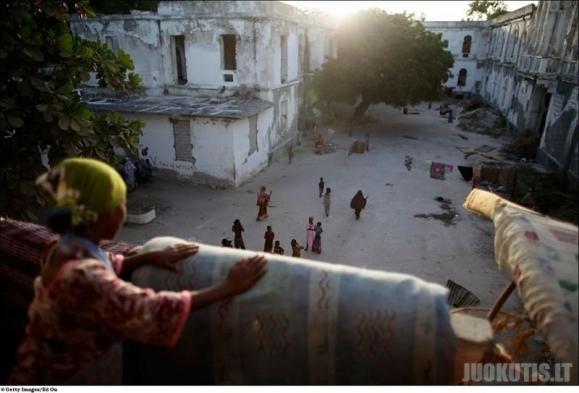 Somalio piratai