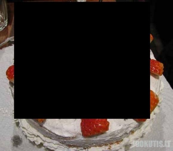 Tortas pagal kiniečių receptą