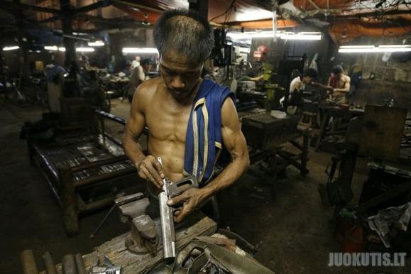 Ginklų fabrikas
