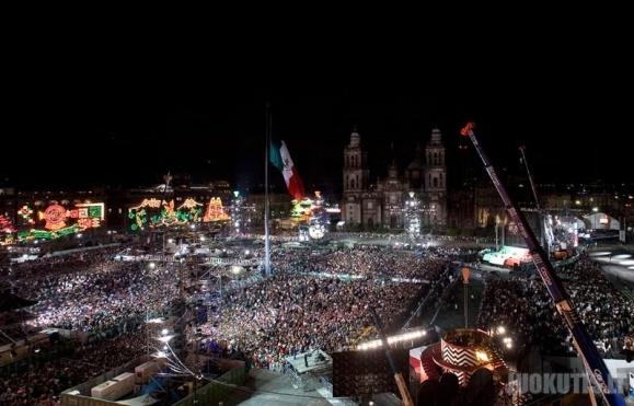 200 - metų Meksikos Nepriklausomybė