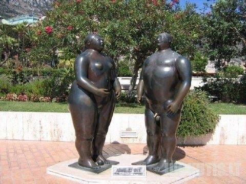 Rečiausios pasaulio skulptūros