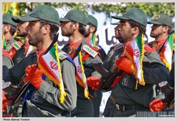 Irano karinės pajiegos