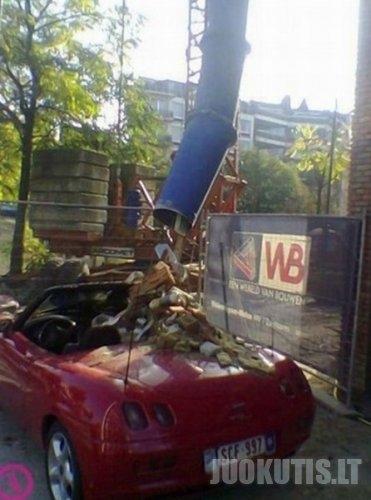 Parkingo fail