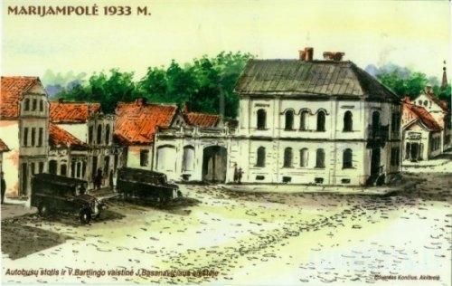 Senoji Marijampolė