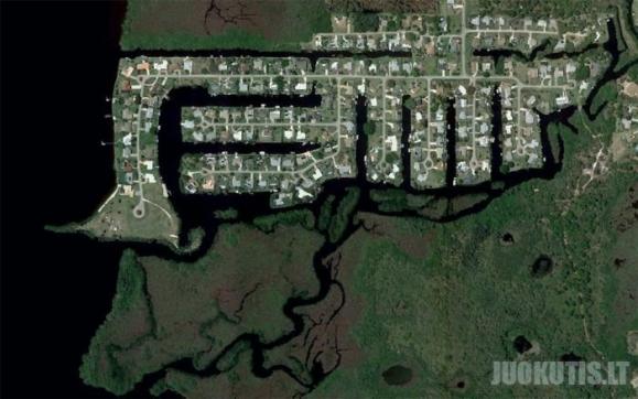 Dabartinė Florida