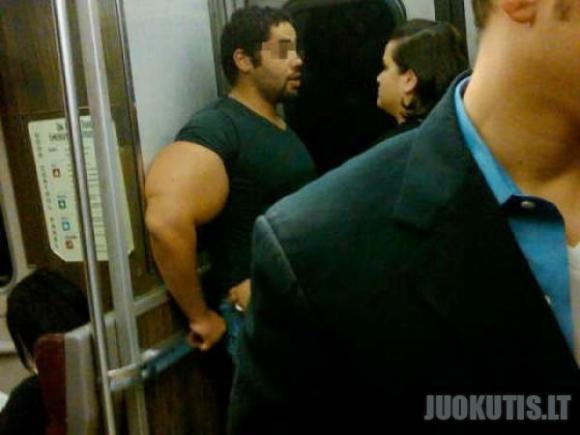 Perpumpavo bicepsą