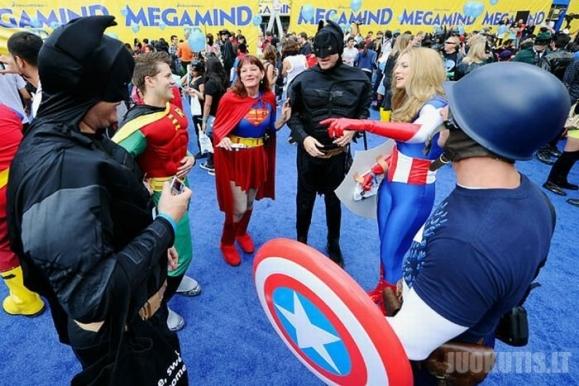 Super herojai
