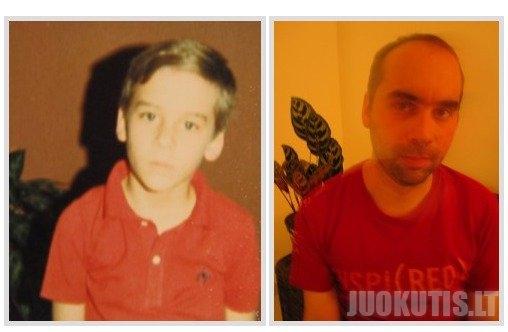 Seniau ir dabar