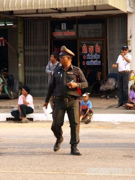 Policininkas be kompleksų