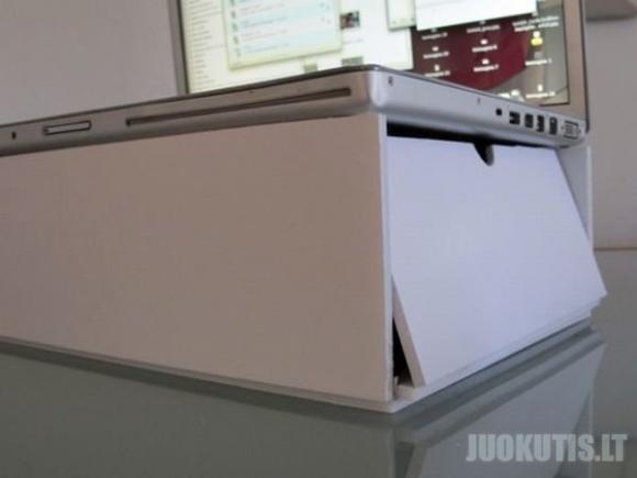 Ką dar sugeba Macbookas ?