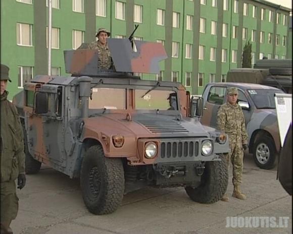 Gruzijos karinės pajėgos