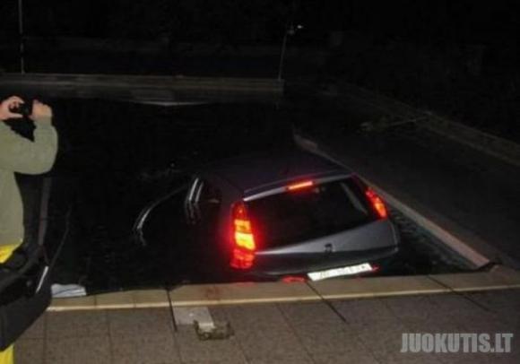 Netinkamas automobilio vairavimas