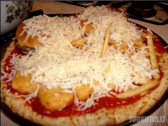 Šiuolaikinė pica