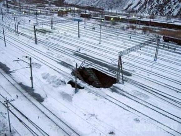 Geležinkeliai (4 nuotraukos)