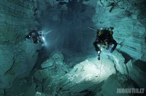 Povandeninins urvas (18 nuotraukų)