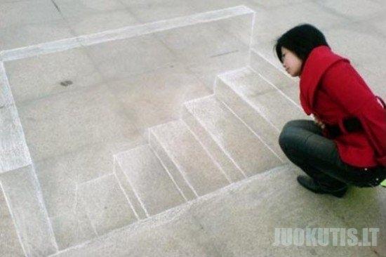 Kinijos menas 3D (12 nuotraukų)