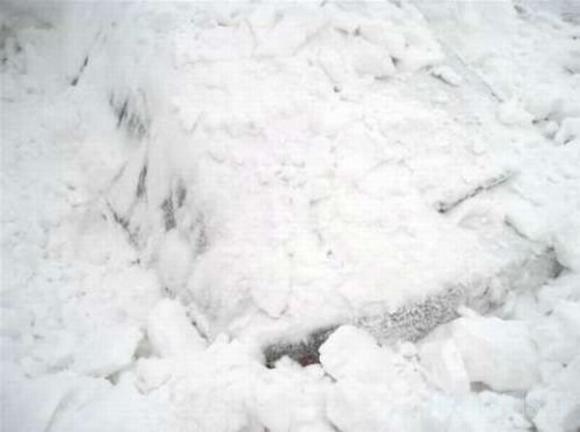 Atėjo tikra žiema (6 nuotraukos)