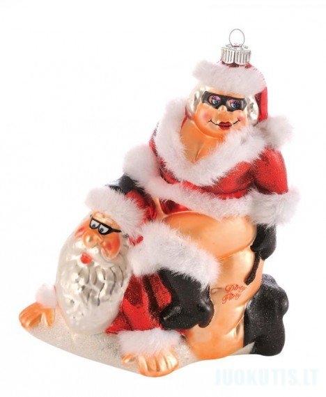 Kalėdiniai žaisliukai suaugusiems (14 nuotraukų)